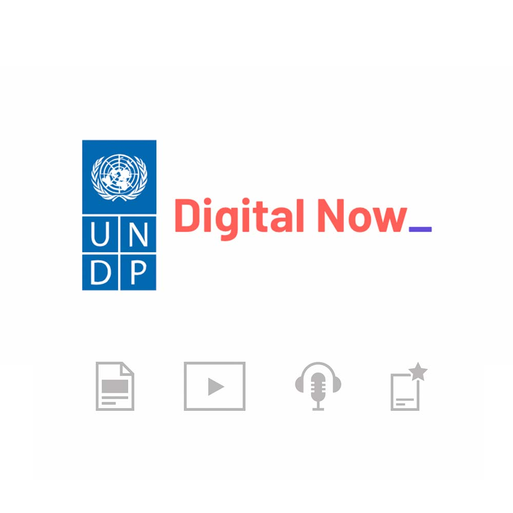 UNDP digital now